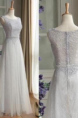New Arrival Lace Real Made Prom Dresses,Long Evening Dresses,Prom Dresses On Sale